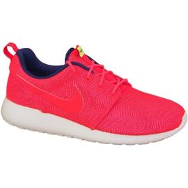 Nike Roshe One Moire W 819961-661 červená