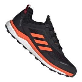 Obuv Adidas Terrex Agravic Flow M G26103 černá