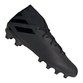 Obuv Adidas Nemeziz 19,3 Mg M EF8874 černá černá