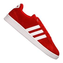 Obuv Adidas Cloudfoam Adventage M BB9597 červená
