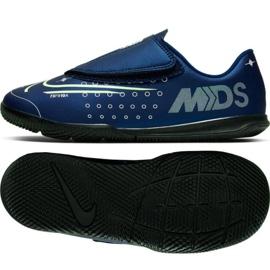 Sálová obuv Nike Mercurial Vapor 13 Club Mds Ic PS (V) Jr CJ1176-401 námořnická modř