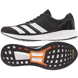 Běžecká obuv Adidas adizero Boston 8 m M G28861 černá