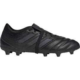Fotbalová obuv Adidas Copa Gloro 19,2 Fg M F35489 černá černá