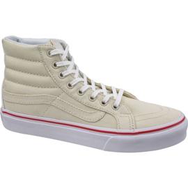 Vans Sk8-Hi Slim W VA32R2MXN boty hnědý