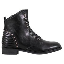 Elegantní boty VINCEZA černá