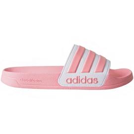 Pantofle Adidas Adilette Shower W EG1886 růžový