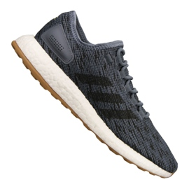 Obuv Adidas PureBoost M CM8298 šedá
