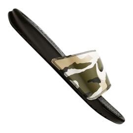 Pantofle Nike Benassi Jdi Print M 631261-301