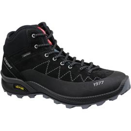 Dámské boty Grisport 470 Nero Vesuvio M 13143V14G černá