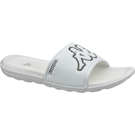 Pantofle Kappa Barnel 242737-1011 bílá