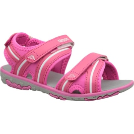 Sandály Kappa Breezy Ii K 260679K-2210 růžový