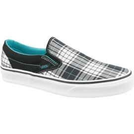 Vans Classic Slip-On M VN0LYFL6W boty šedá