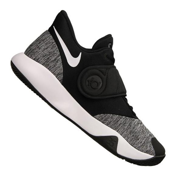 Obuv Nike Kd Trey 5 Vi M AA7067-001 černá černá, šedá / stříbrná