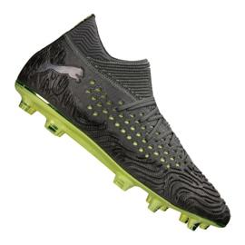 Puma Future 19,1 Fg / Ag M 105561-01 boty zelená zelená