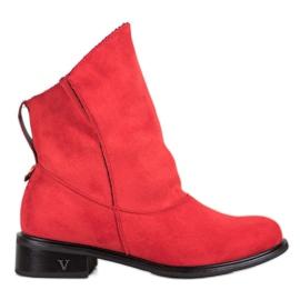 Gogo Červené boty červená