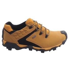 Trekingové boty Kůže Nat HLD923