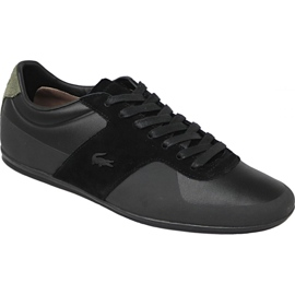 Lacoste Turnier 117 1 M CAM1021024 boty černá