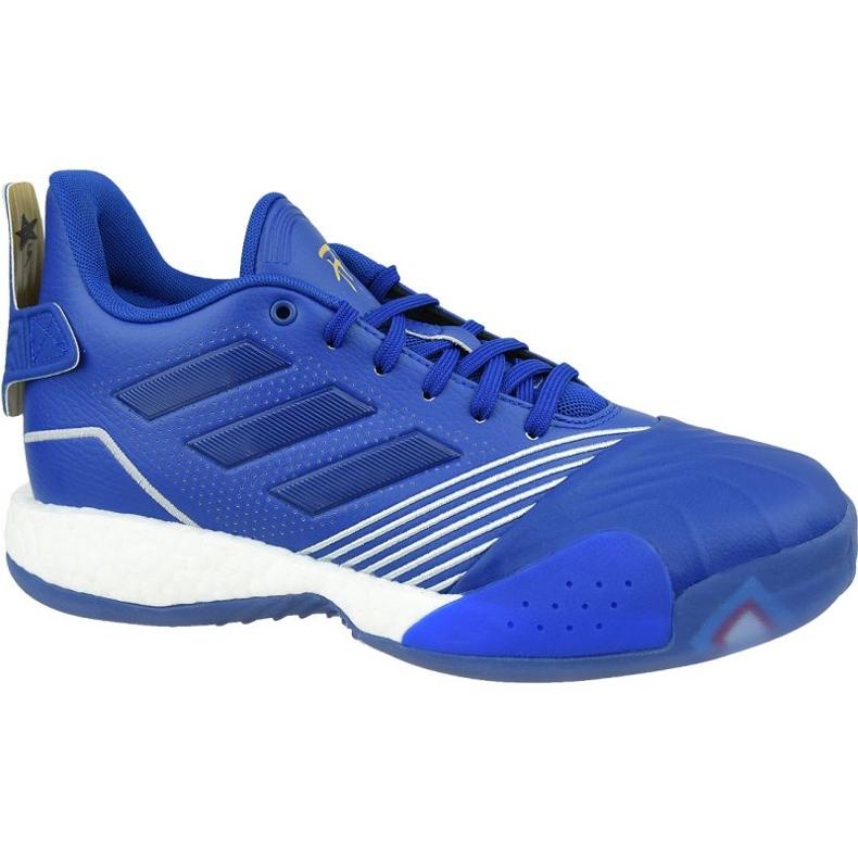 Basketbalová obuv adidas T-Mac Millennium M G27748 modrý bílá, modrá