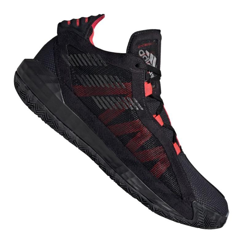 Obuv Adidas Dame 6 M EF9866 vícebarevný černá