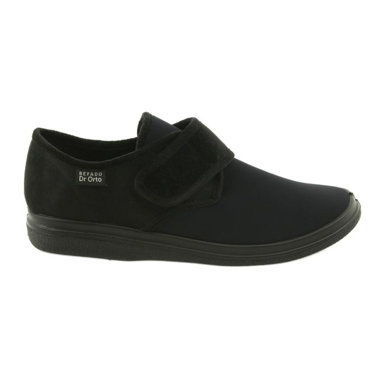 Pánské boty Befado pu 036M006 černá