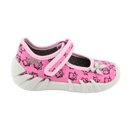 Dětská obuv Befado 109P200 růžový