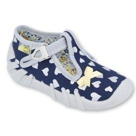 Dětská obuv Befado 110P381 válečné loďstvo