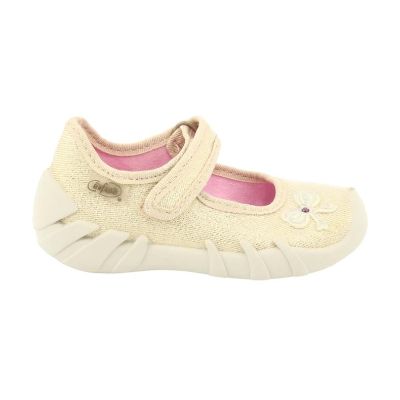 Dětská obuv Befado 109P152 žlutý