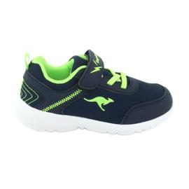 Lehká sportovní obuv KangaROOS 02050 navy blue