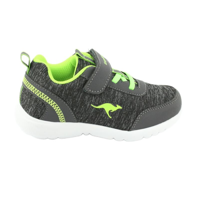 Lehká sportovní obuv KangaROOS 02050 šedá