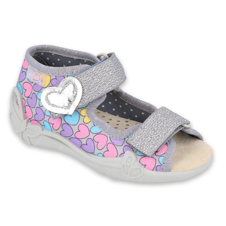 Dětská obuv Befado žlutá 342P013