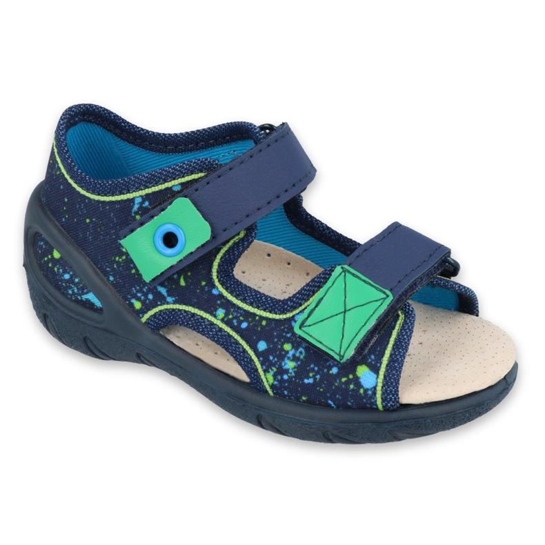 Befado dětské boty pu 065P131
