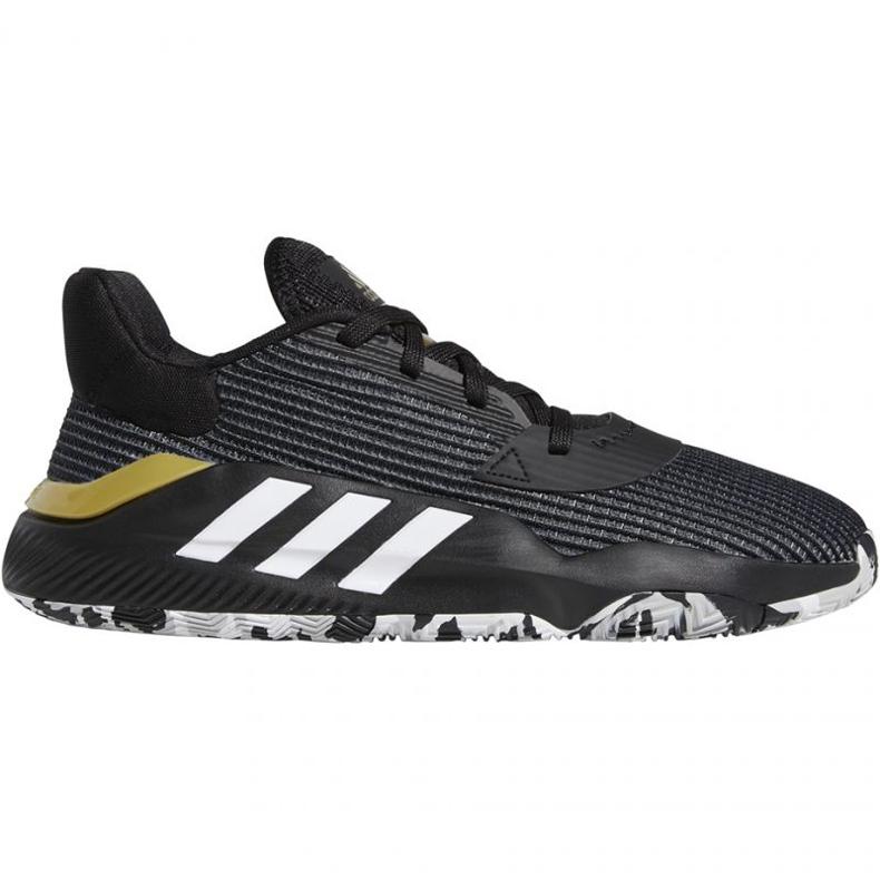 Sálová obuv Adidas Pro Bounce 2019 Low M EF0469 černá