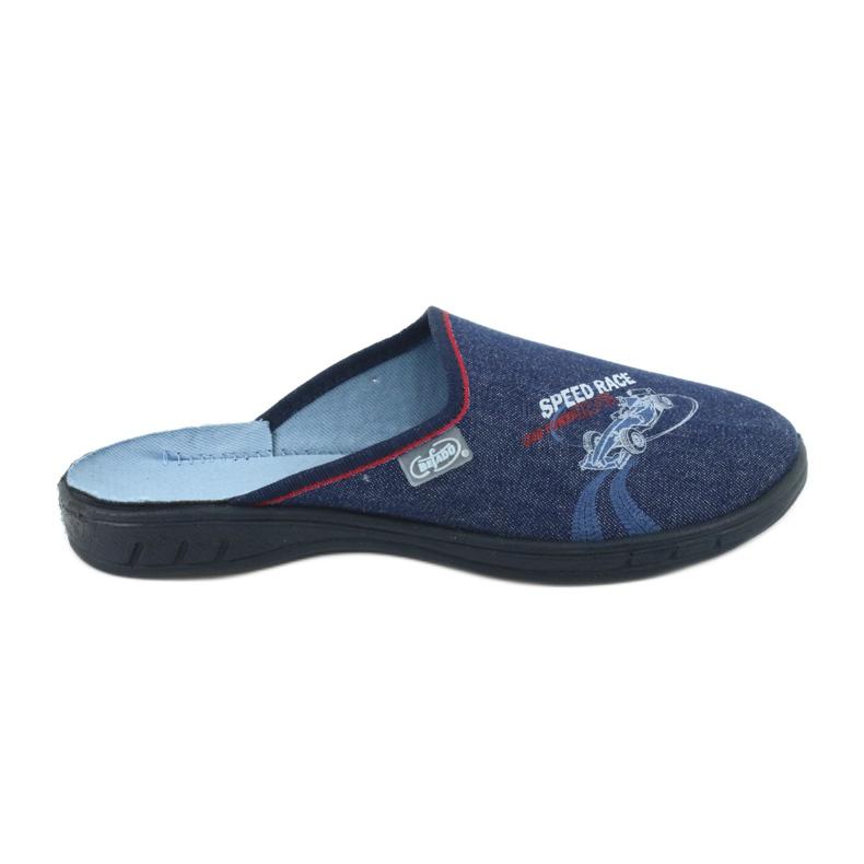 Barevné dětské boty Befado 707Y403