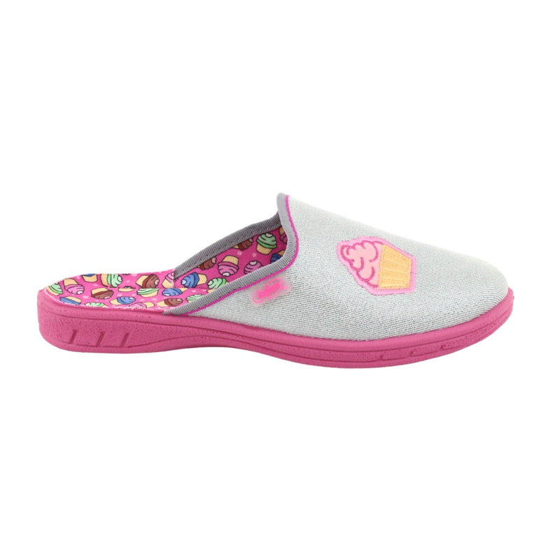 Barevné dětské boty Befado 707Y407