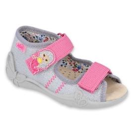 Dětská obuv Befado žlutá 342P012