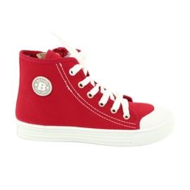 Dětská obuv Befado 438X011 červená