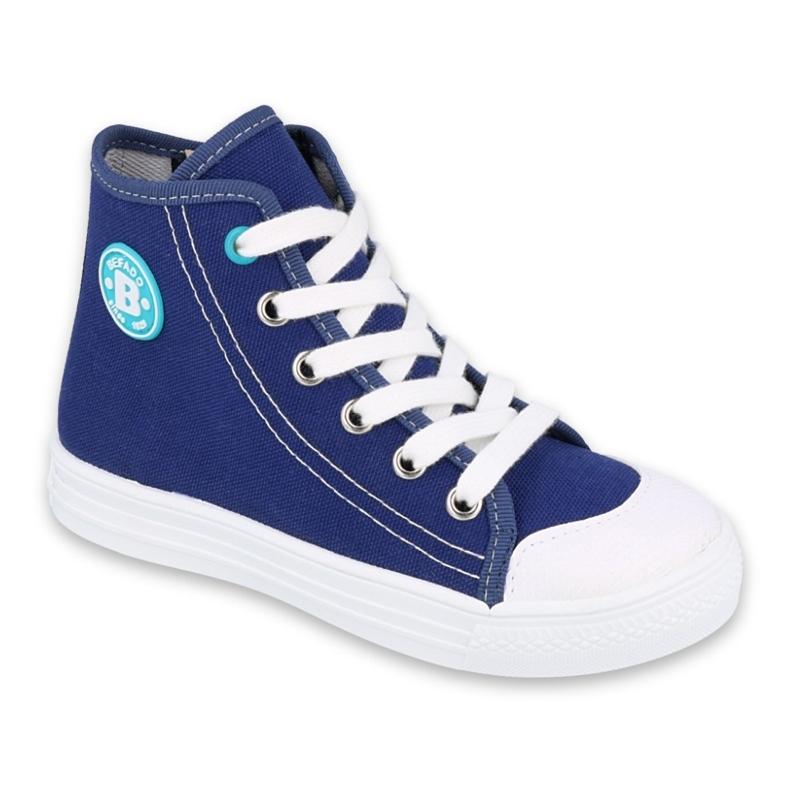 Dětská obuv Befado 438X013 modrý