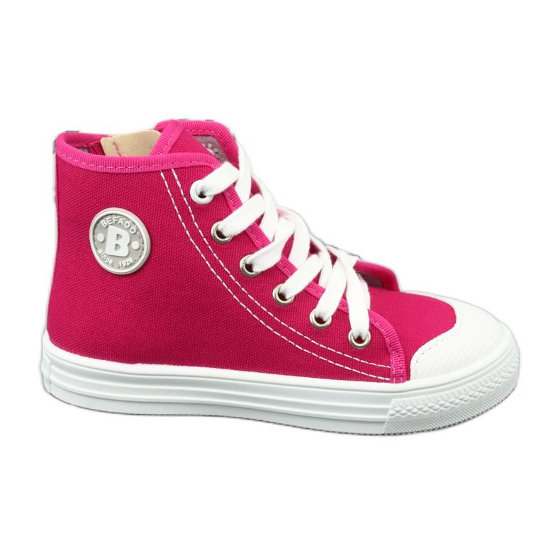 Dětská obuv Befado 438X012 růžový