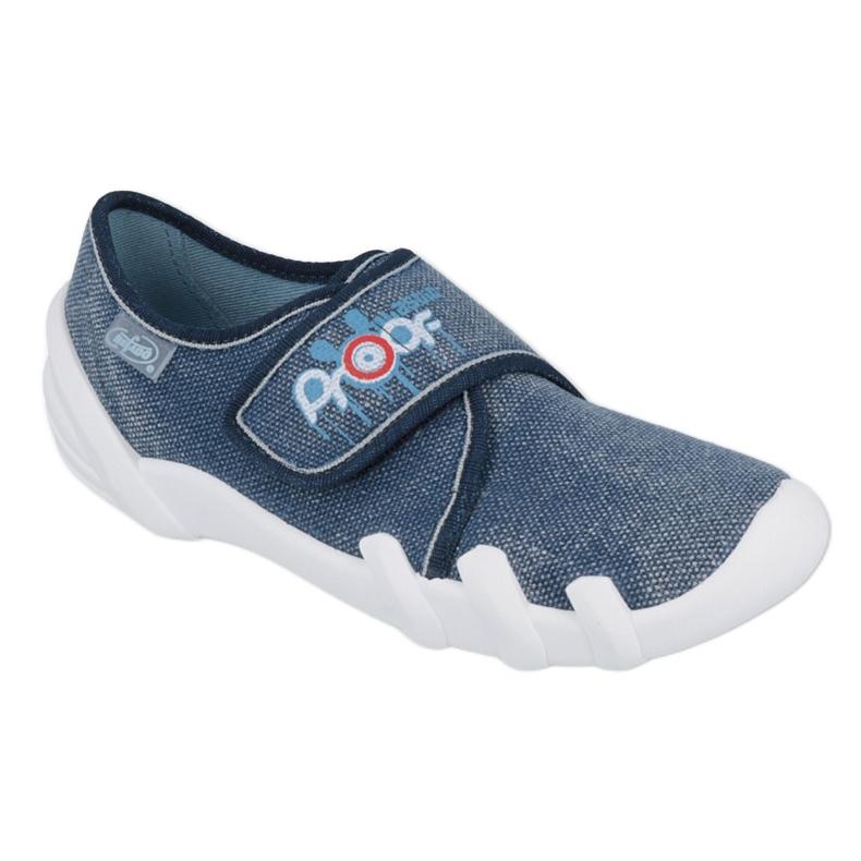 Dětská obuv Befado 273Y270 modrý