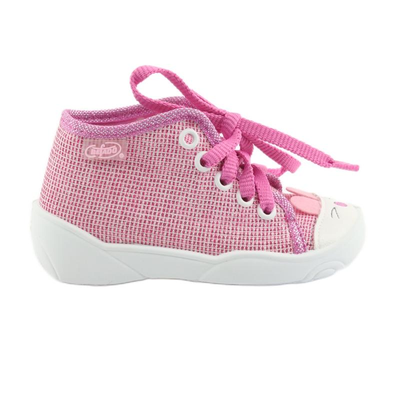 Dětská obuv Befado 218P060 růžový