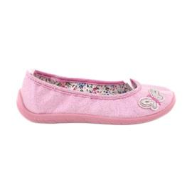 Dětská obuv Befado 980X098 růžový