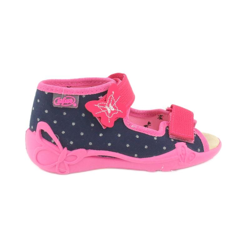 Dětská obuv Befado žlutá 342P015