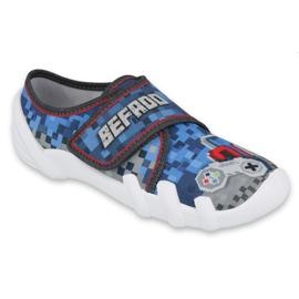 Dětská obuv Befado 273Y293 modrý