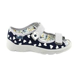 Dětská obuv Befado 969X148 navy blue