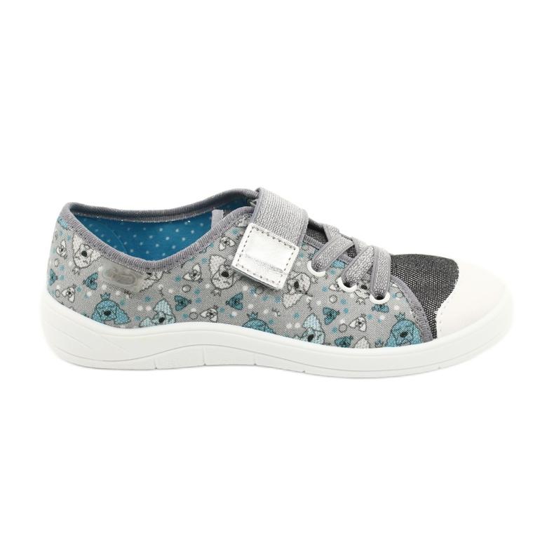 Dětská obuv Befado 251Y151 šedá