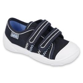 Dětská obuv Befado 907P118 válečné loďstvo