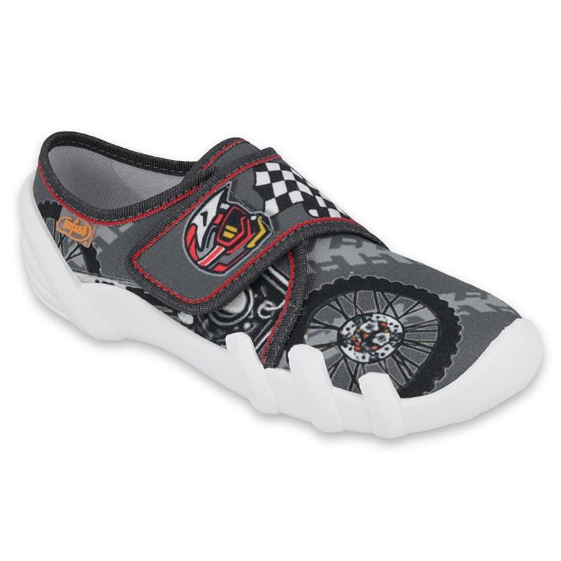 Dětská obuv Befado 273Y294 šedá