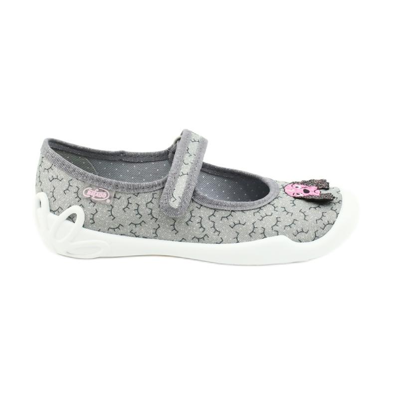 Dětská obuv Befado 114Y411 šedá