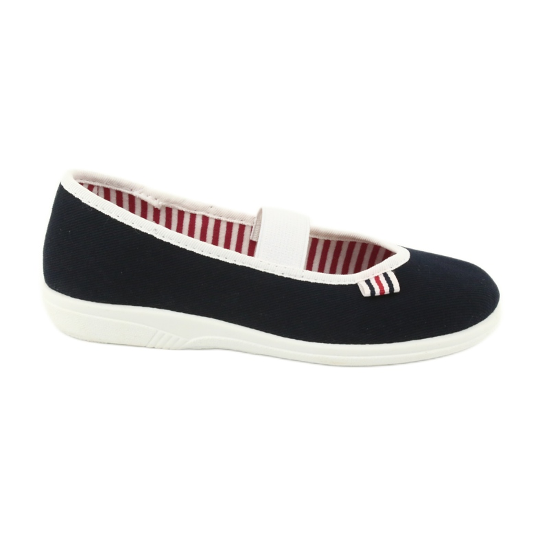 Dětská obuv Befado 274Y014 válečné loďstvo
