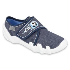 Dětská obuv Befado 273X313 šedá